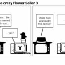 Steve the crazy Flower Seller 3
