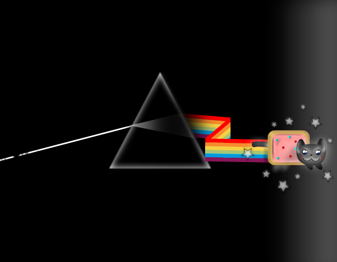 Power of the rainbow