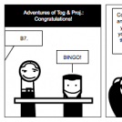 Adventures of Tog & Proj.: Congratulations!