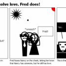 Cocojango doesn't solve love. Fred does!