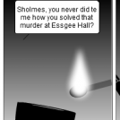 Competition: Murder at Essgee Hall