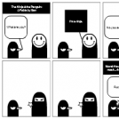 The Ninja and the Penguin: A Fable by Ben