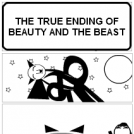 THE TRUE ENDING OF BEAUTY AND THE BEAST