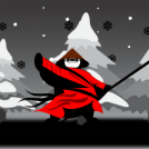 Dragon Warrior in the Snow