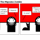 Tales of The Migraine Zombie