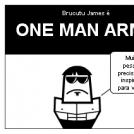 ONE MAN ARMY - Brucutu James