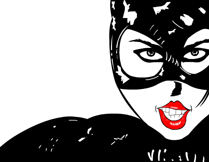 Catwoman...?
