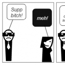 The untold story of meh!