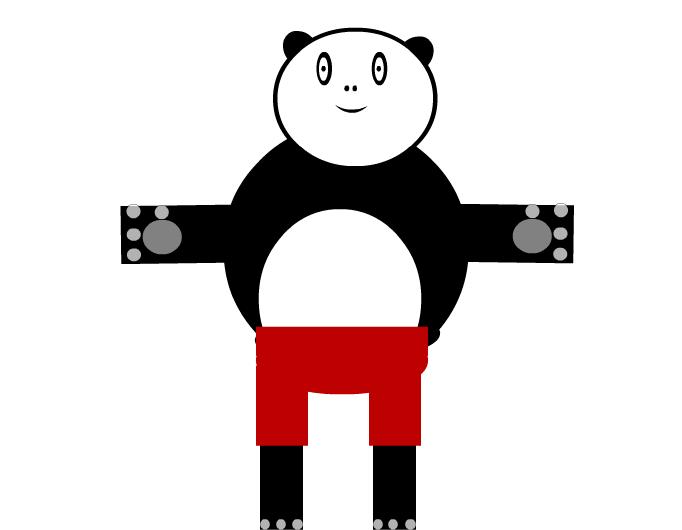 KUNG FU PANDA!!!!!!!!!!