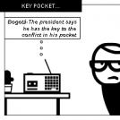 KEY POCKET