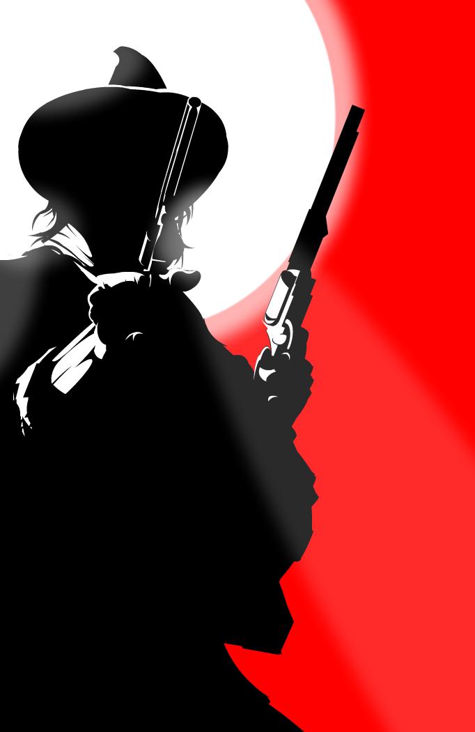 Gunslingers, to me