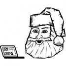 HoHoHo Merry Xmas Strip Generator