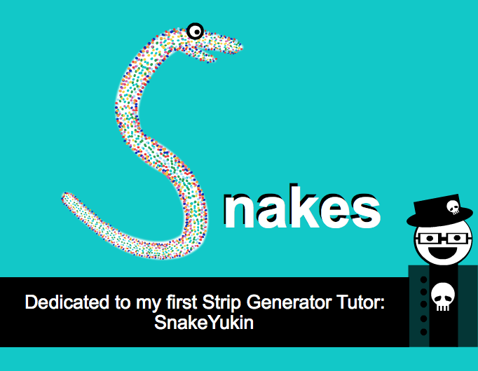Snakes Booklet Cover