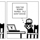Monkey Play Poker