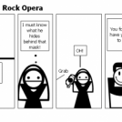 The Phantom of the Rock Opera
