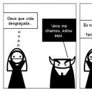 Vida de freira, no mundo de hj.