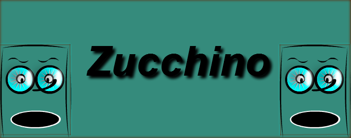 frontpage for zucchino (booklet)