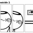 Pesce suicida 2 - Fish suicide 2