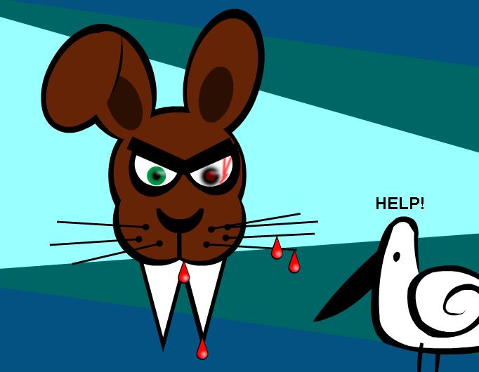 Feaster Bunny