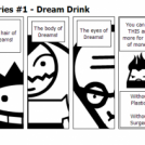 Advertising Series #1 - Dream Drink