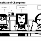 Bill the Klingon - Breakfast of Champions