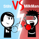 Stihl VS MilkMan!