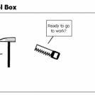 Think Outside The Tool Box