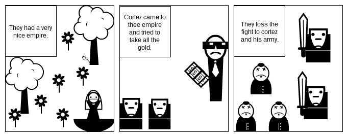 story of Aztec