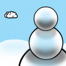 A Snow MAN...