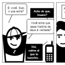 As aventuras do Anissim # Insano