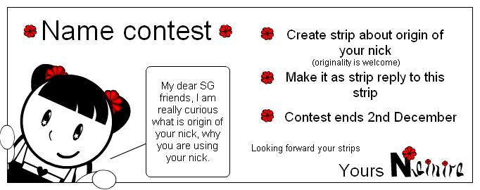 Name contest