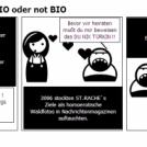 HC ST.RACHE - 1. BIO oder not BIO