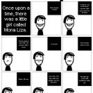 The Mona Liza story