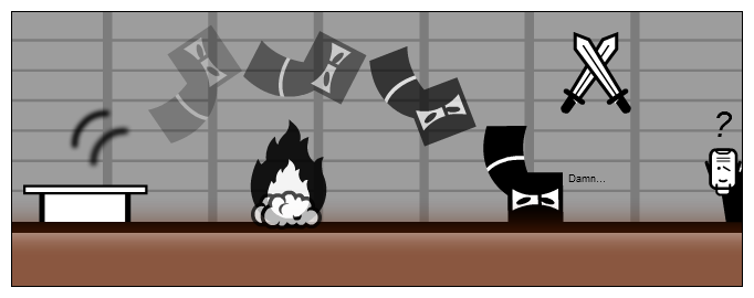 Ninja's training