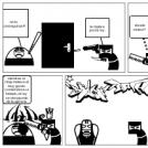 El ninja mato a alguien