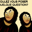 quelque question?
