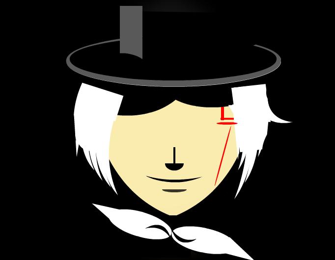 Mysterious Anime Man