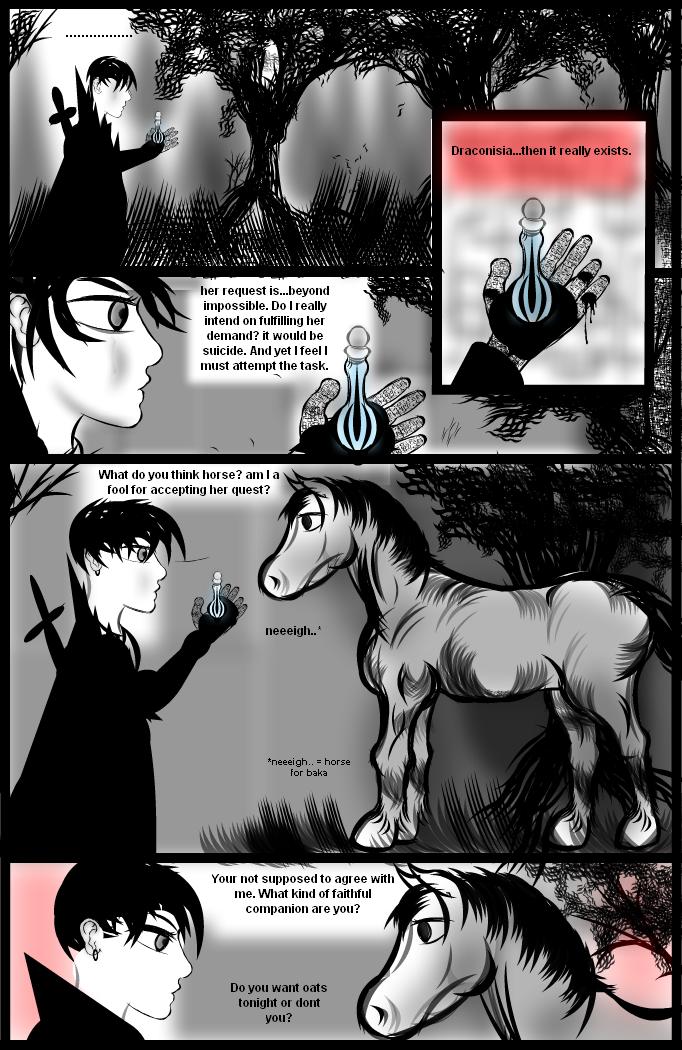 Wolf-knight Manga - Page 6