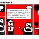 2011: Zombie Invasion: Part I