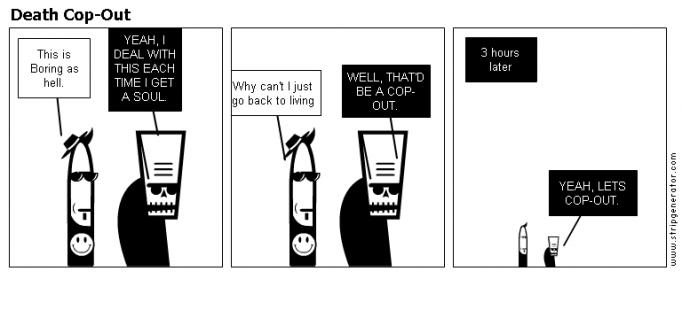 Death Cop-Out