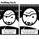 Bill the Klingon - No holding back