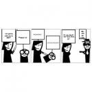 Comic strip #1