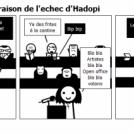 Hapudopi - La vrai raison de l'echec d'Hadopi