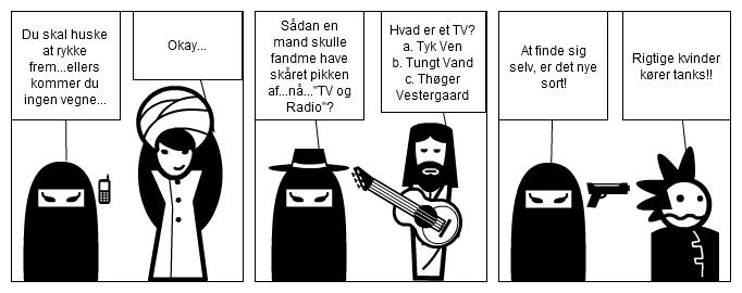 Parker Sjælland dagens ordsprog