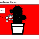 Why You Hardly See Snails on a Cactus