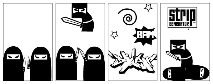 le retour des ninjas 2