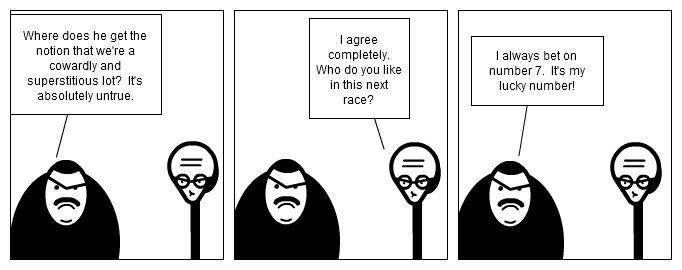 Gotham Chatter IV