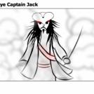 Aye Aye Captain Jack