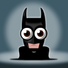 Bug Eyed Batman