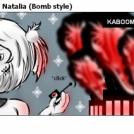 A Hunter's Christmas- Natalia (Bomb style)